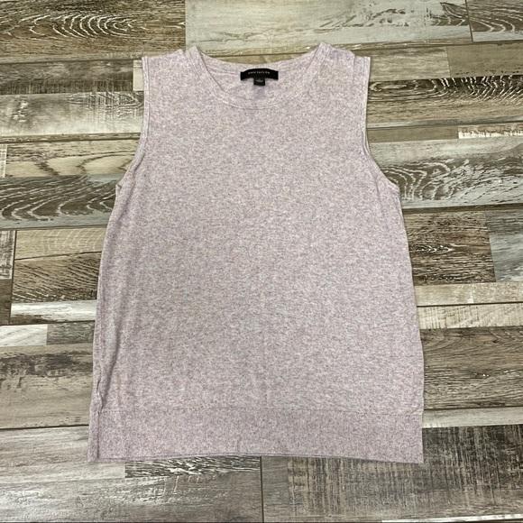 Ann Taylor Sweater Sleeveless Medium